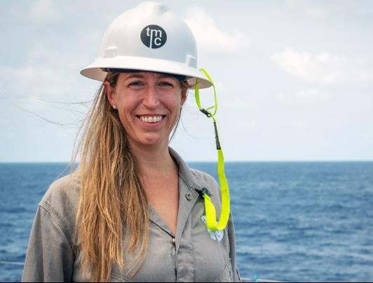 Investigadora del CONICET participó de una campaña oceanográfica internacional