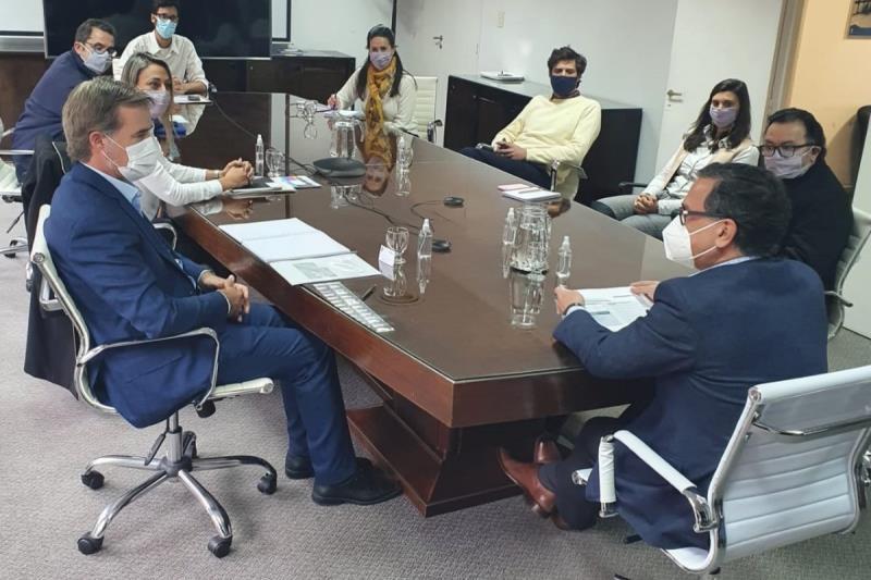 INTI y el Municipio firmarán un acuerdo para conformar el Parque de Industrias Secas